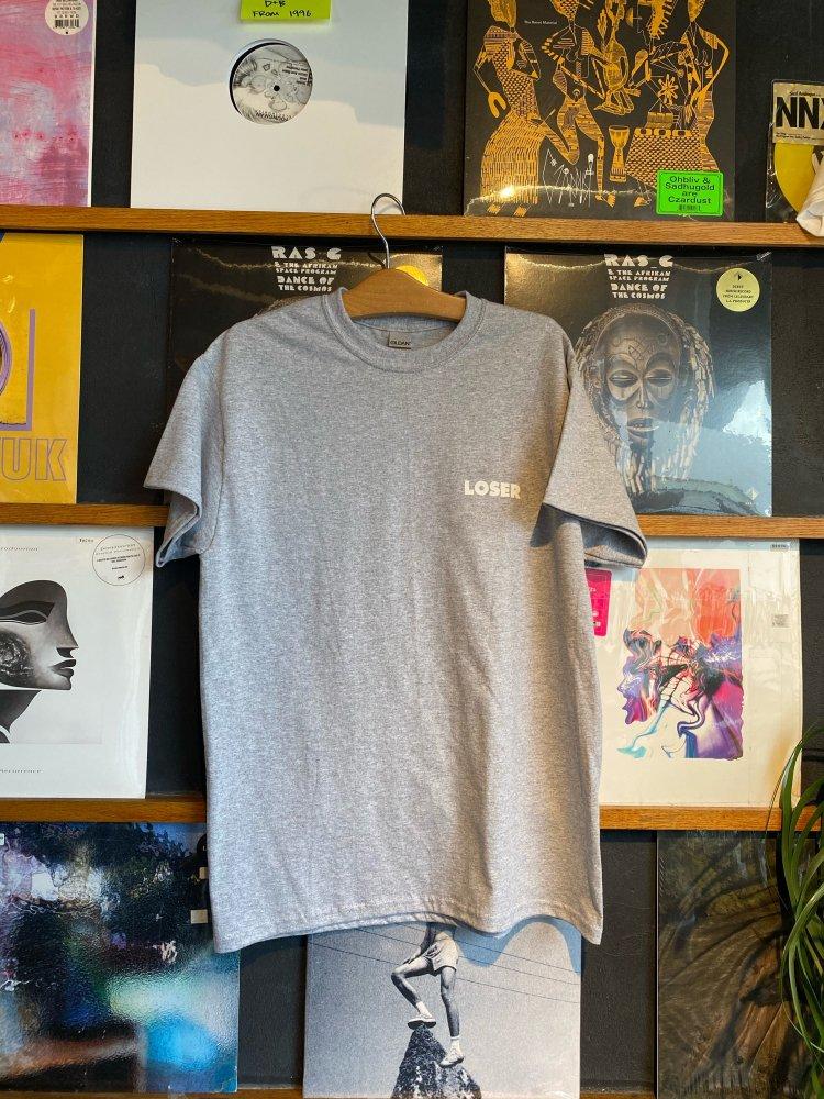 LOSER Mini LOGO T shirts / New