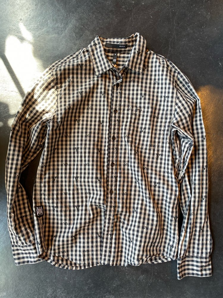 RVCA Cotton Shirts / Used