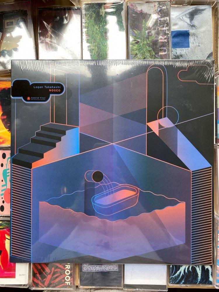LOGAN TAKAHASHI / NOGEO -new