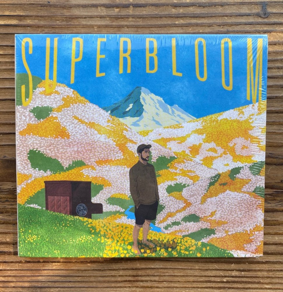 Kiefer -super bloom -new