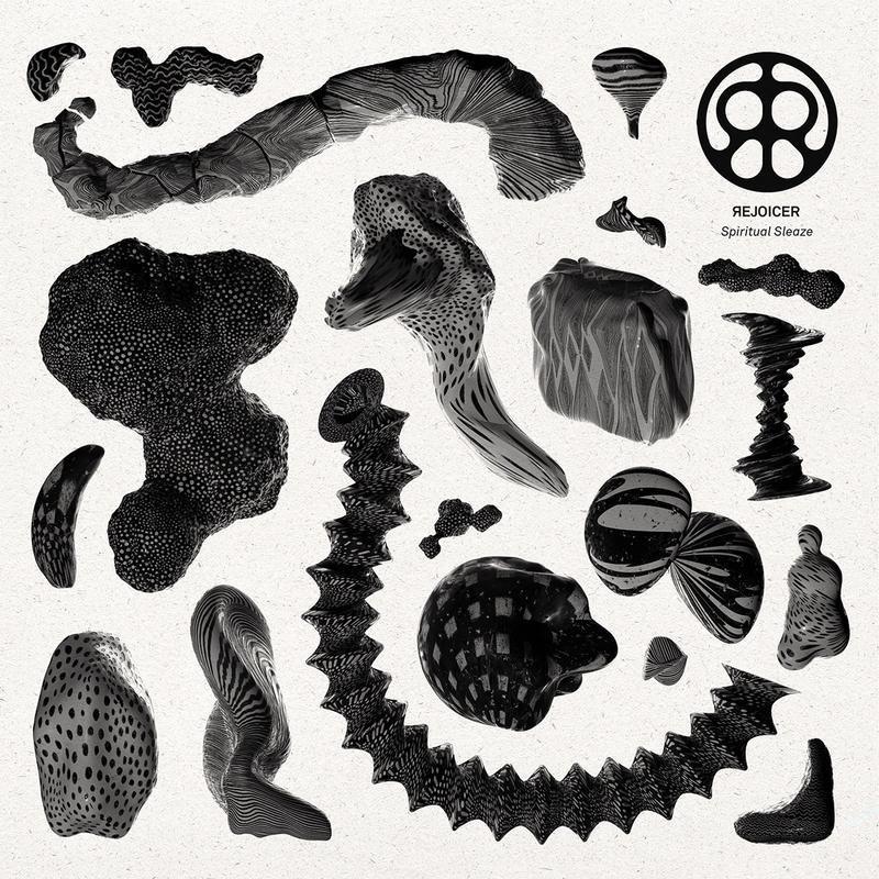 REJOICER- Spiritual Sleaze -LP盤