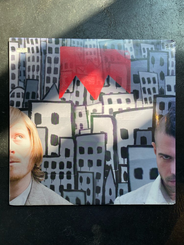 Themselves - CrownsDown ANTICON LP