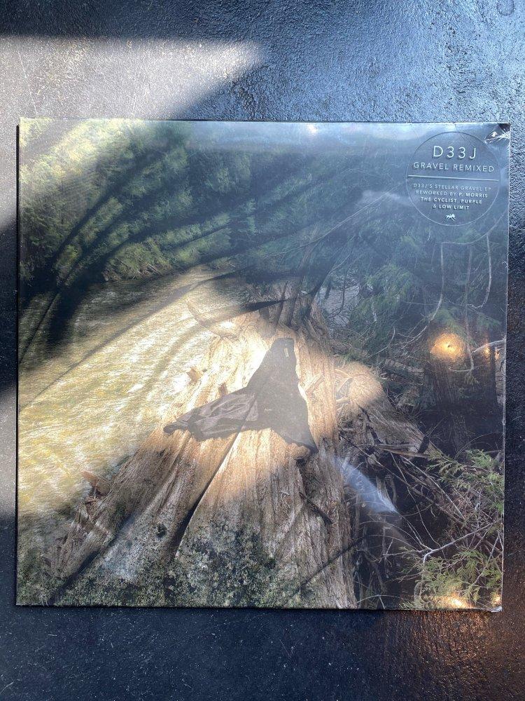 D33J -GRAVEL Remix 12inch