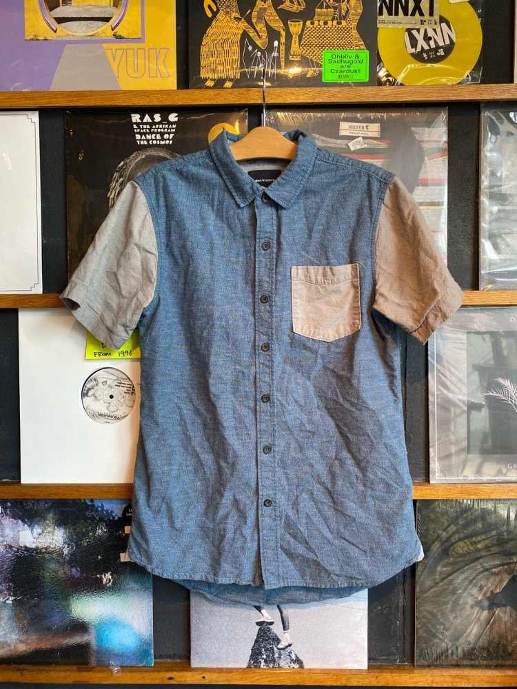 Used S/S Cotton Shirts -Modern Amusements