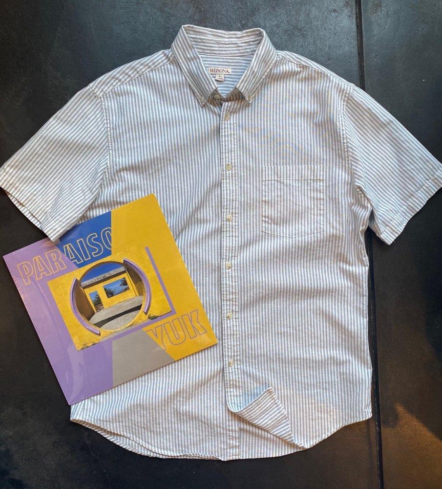 Used Cotton shirts-stripe