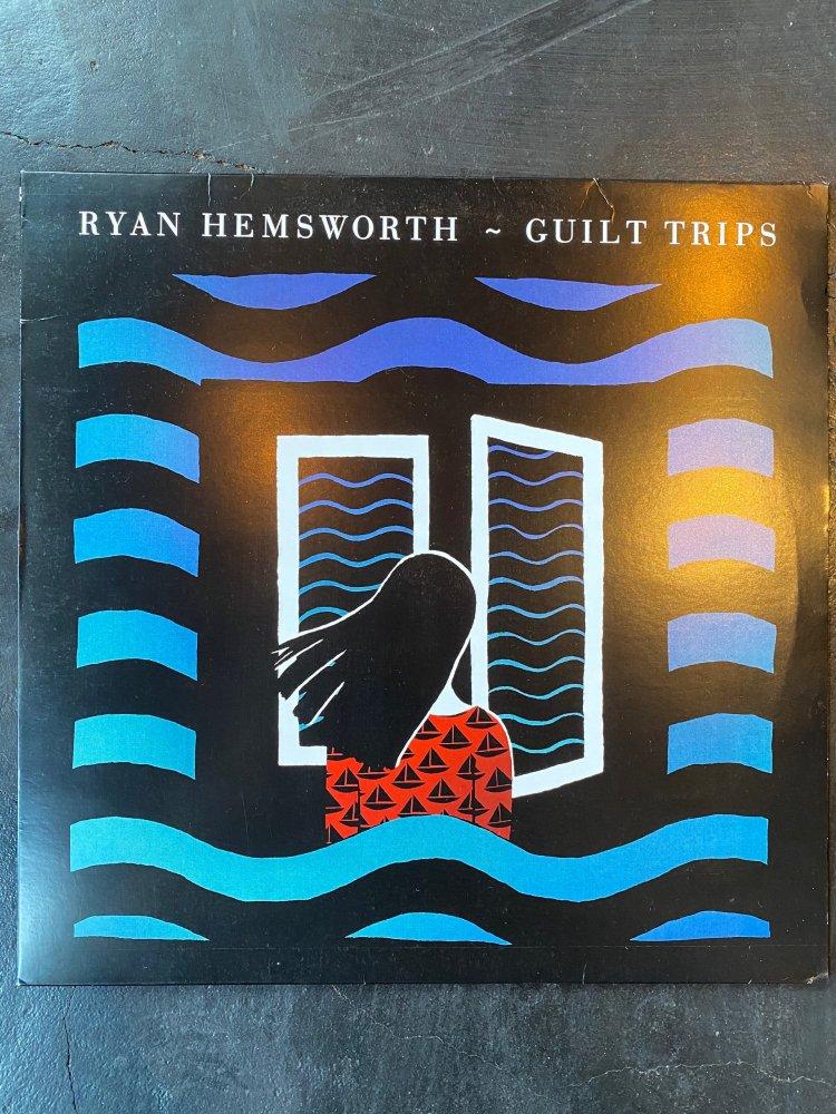 RYAN HEMSWORTH -used LP