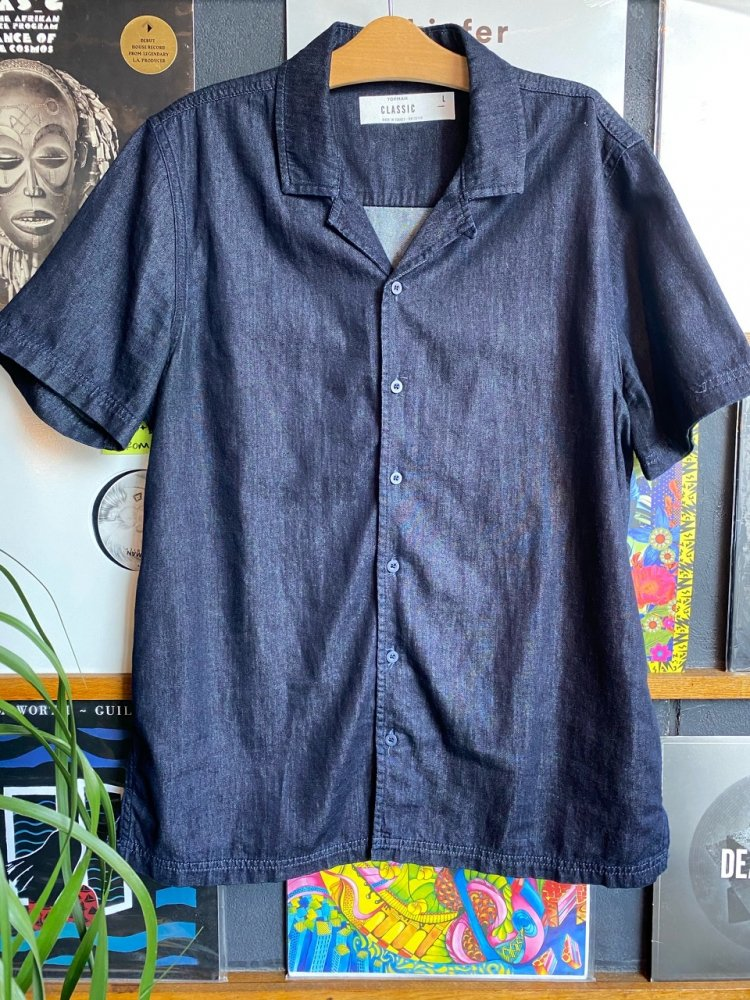 TOPMAN Denim Shirts -Men's L