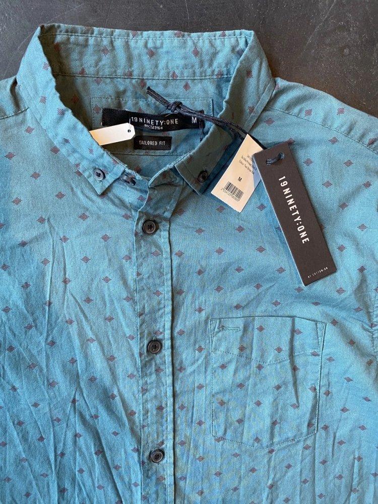 New - Cotton 柄Shirts