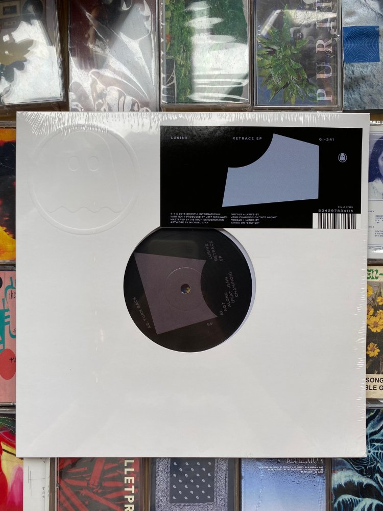 Lusine / Retrace 10' Vinyl -NEW