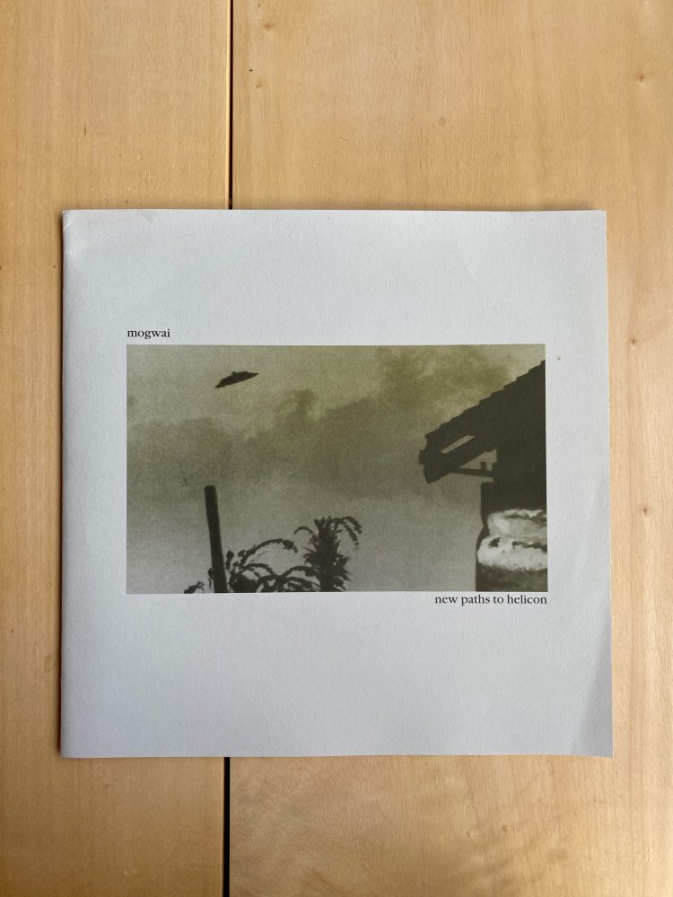 Mogwai / new paths to helicon