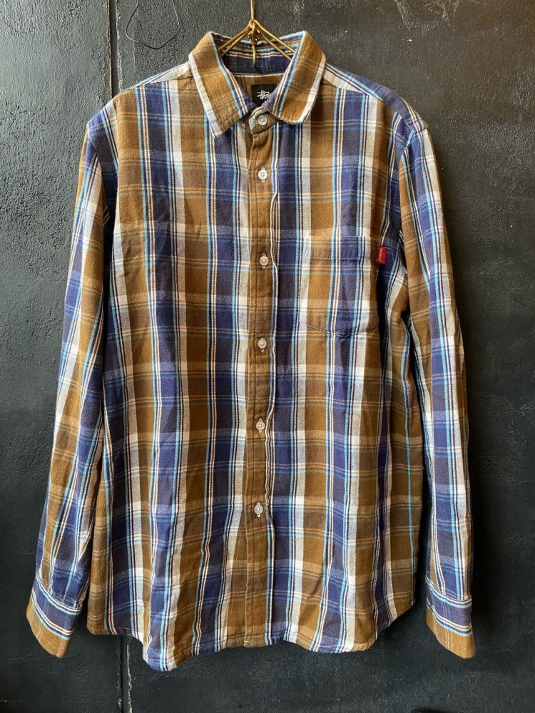 Used STUSSY Nel Shirts