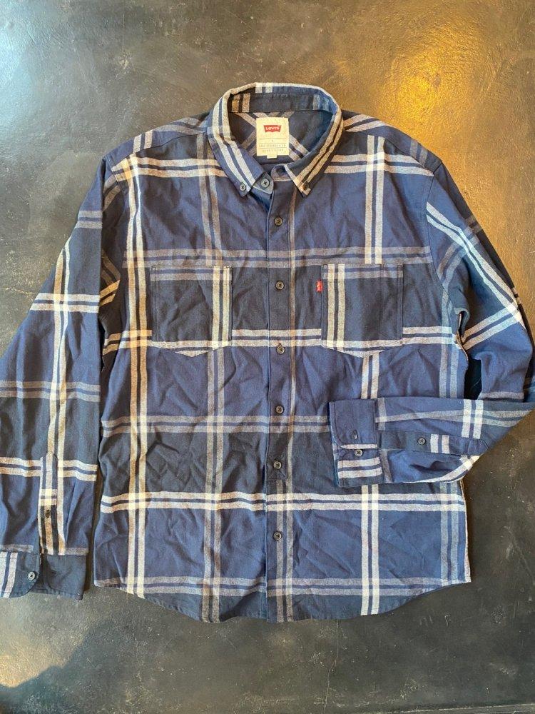 Levi's Cotton Nel Shirts -Used