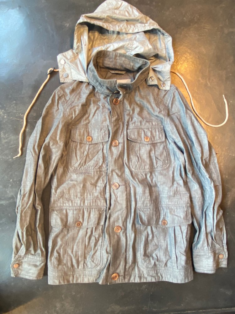 Cotton Jacket -used
