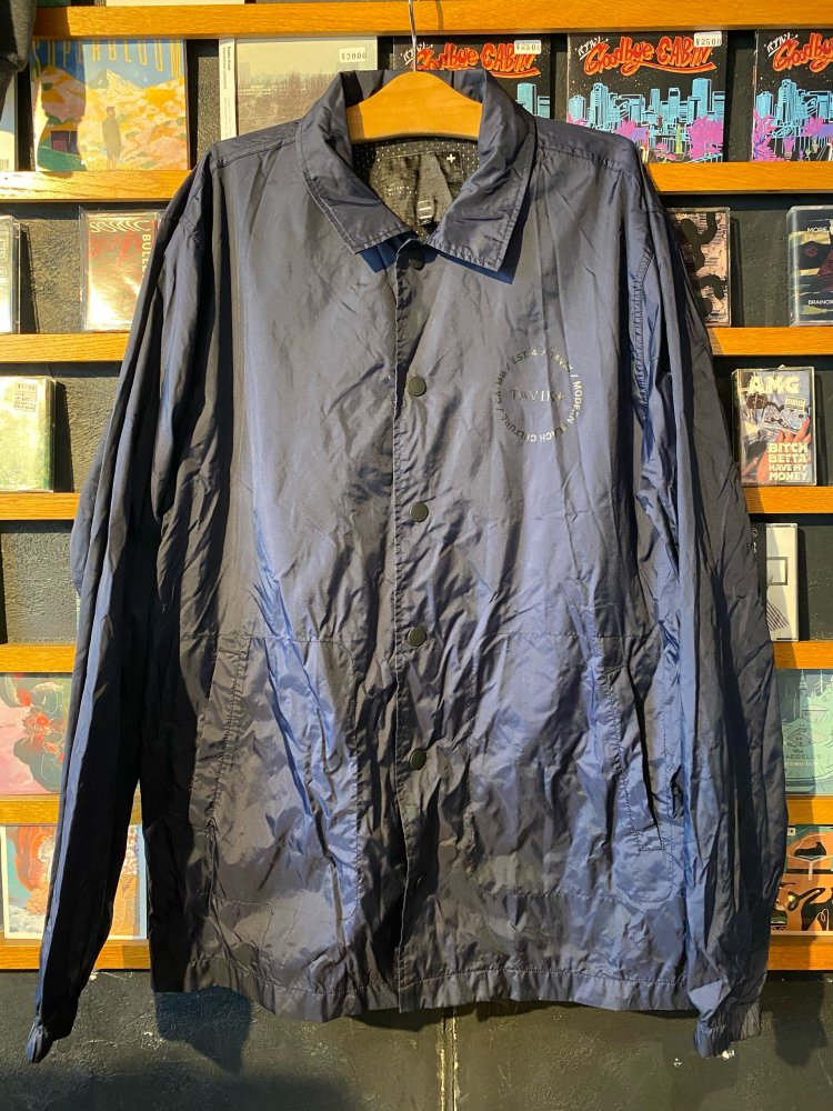 SALE中!販売価格から2400円引き!Used Nylon Coach Jacket -XL