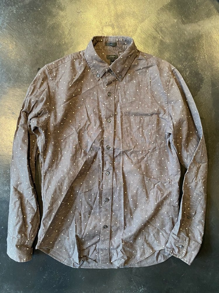 J CREW Cotton Shirts -Used Men's S