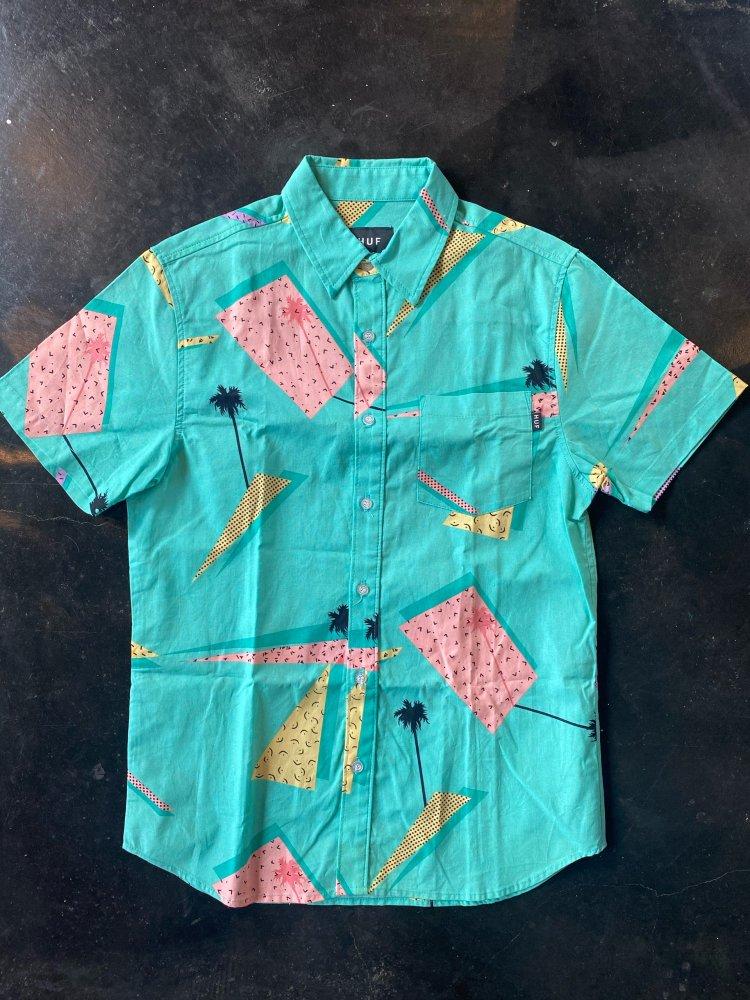 HUF Cotton Shirts -Men's S