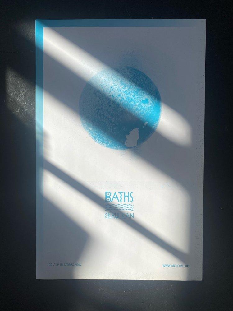 Baths 海外宣伝用ポスター
