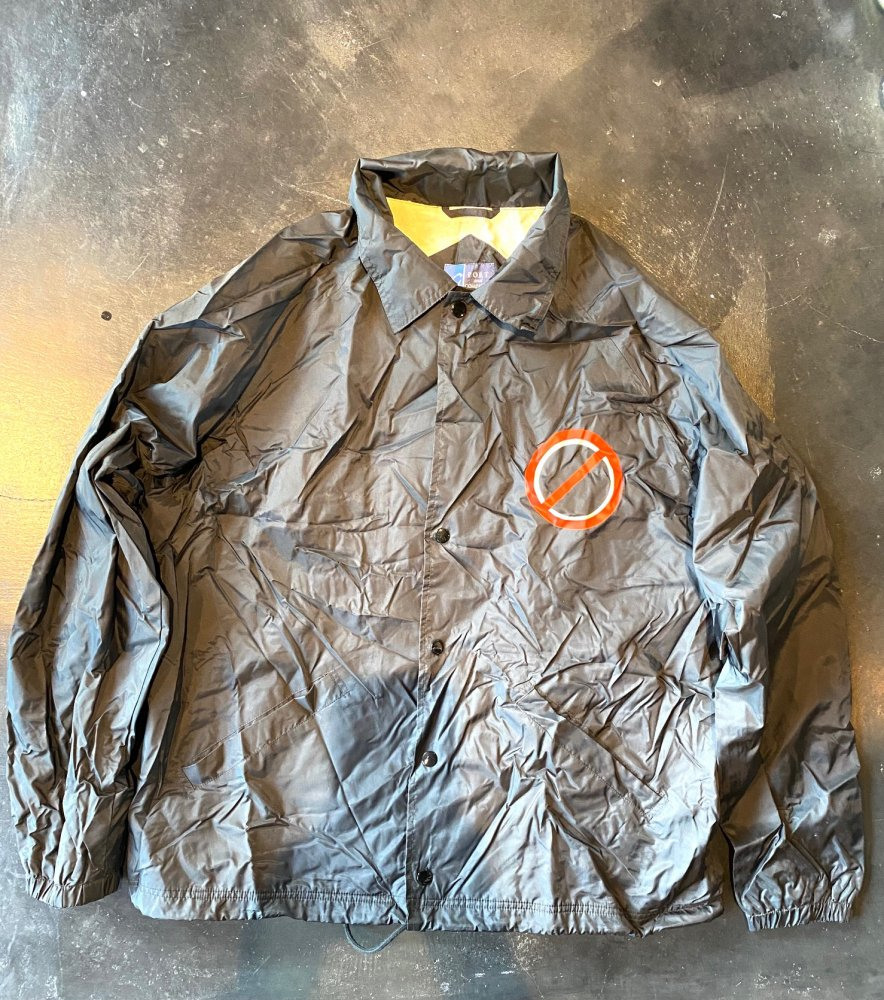 ANTICON - THEMSELVES - Nylon Coach Jacket (USED) MENS L