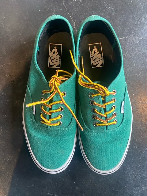 VANS ERA US mens 9 USED