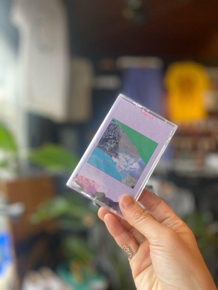 Homescreen Glow / brin -Leaving records