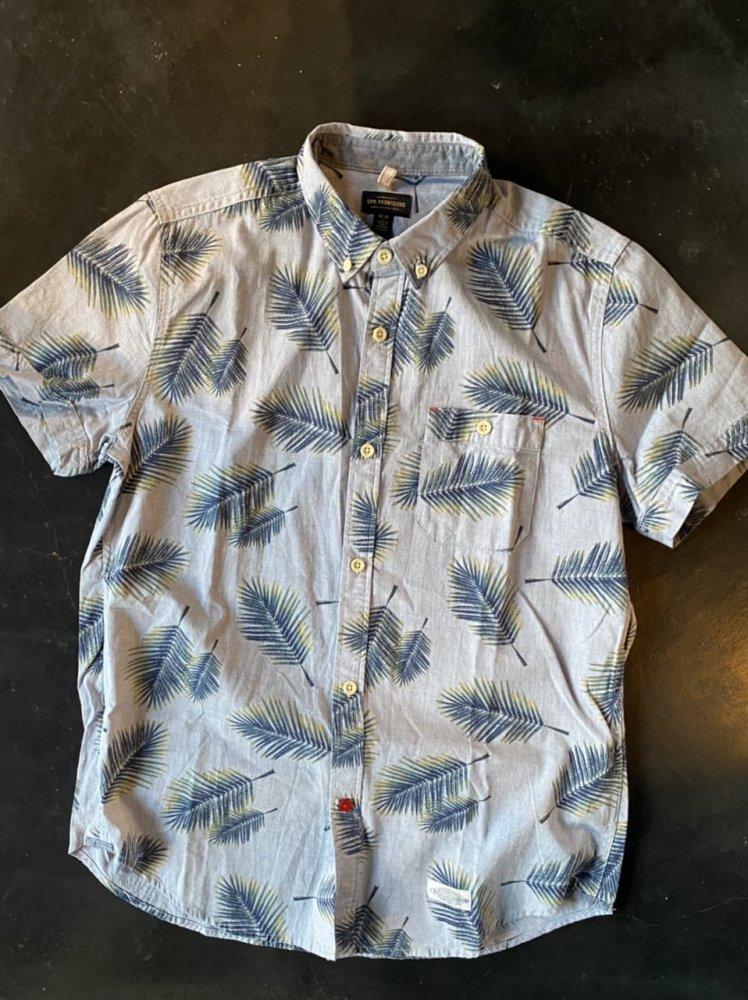 Used Cotton Shirts Men's M