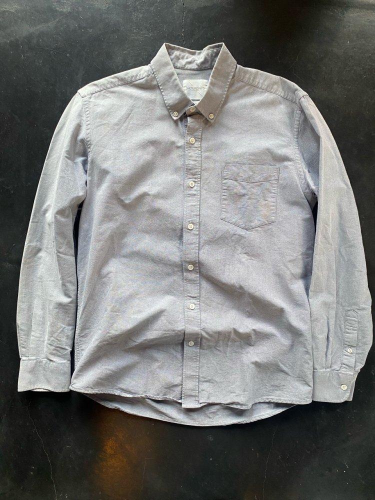 Saturdays NYC cotton shirts -men's L-