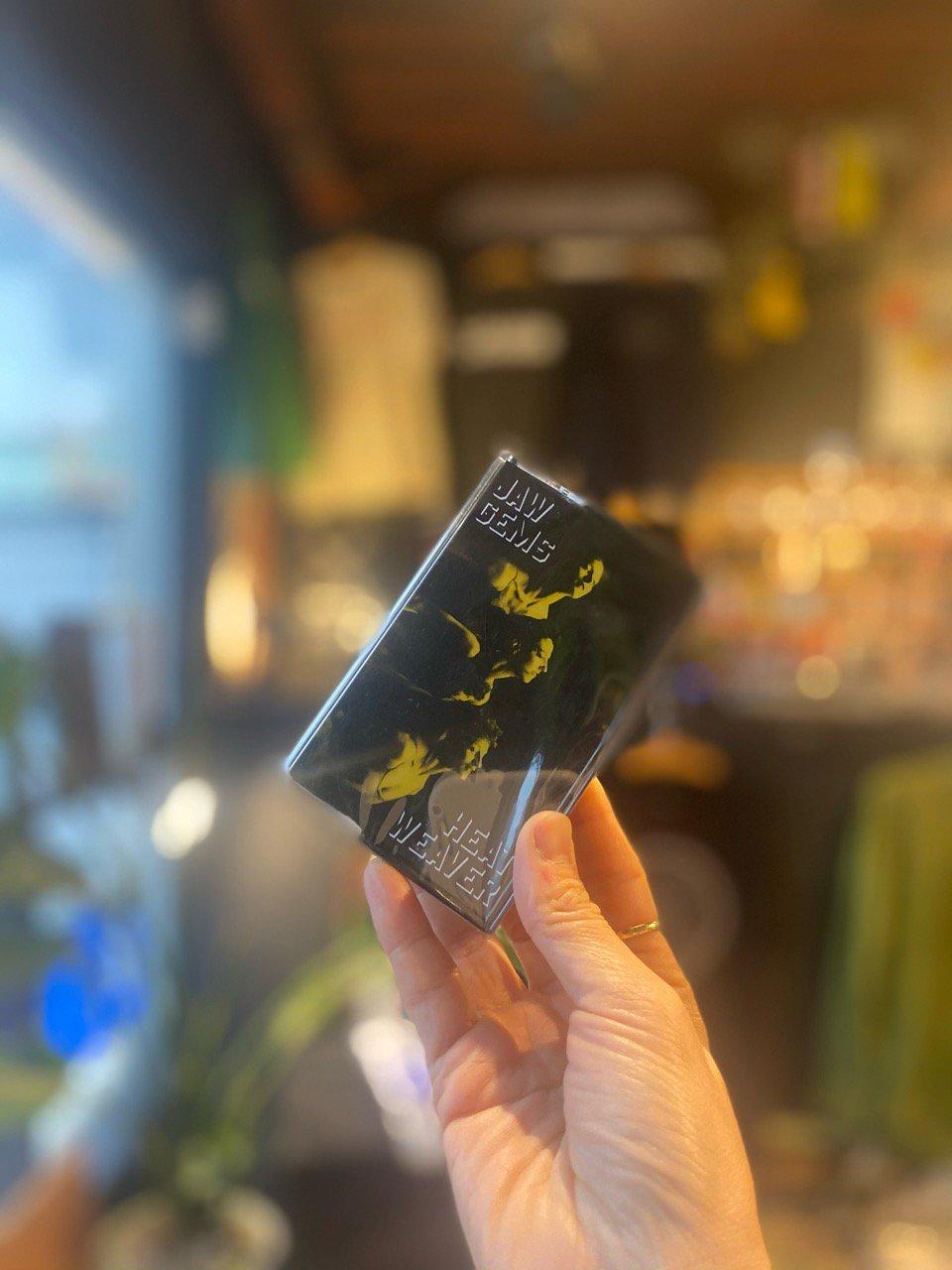 JAW GEMS / HEATWEAVER・Cassette tape