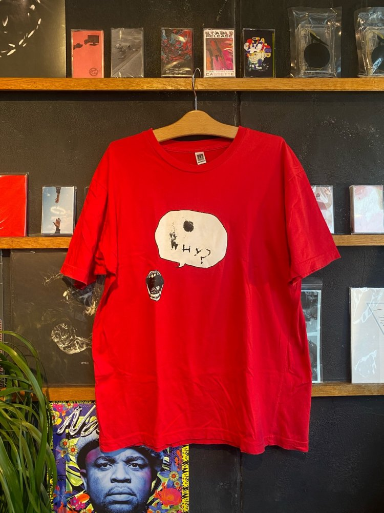 -Vintage-Anticon Why? T shirts