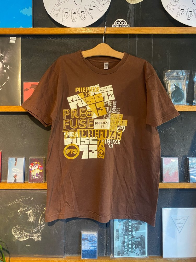 -Vintage- PREFUSE73 T shirts very rare