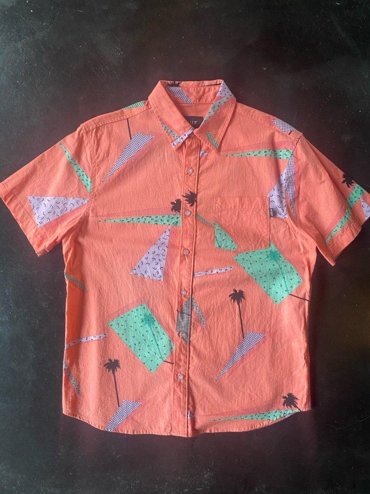 HUF Cotton Shirts -men's M- Used