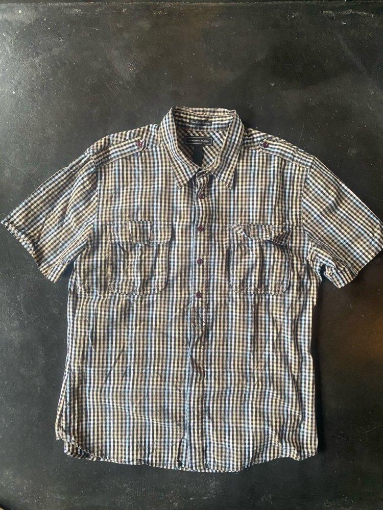 Hawkings  McGill S/S Cotton shirts XL Used