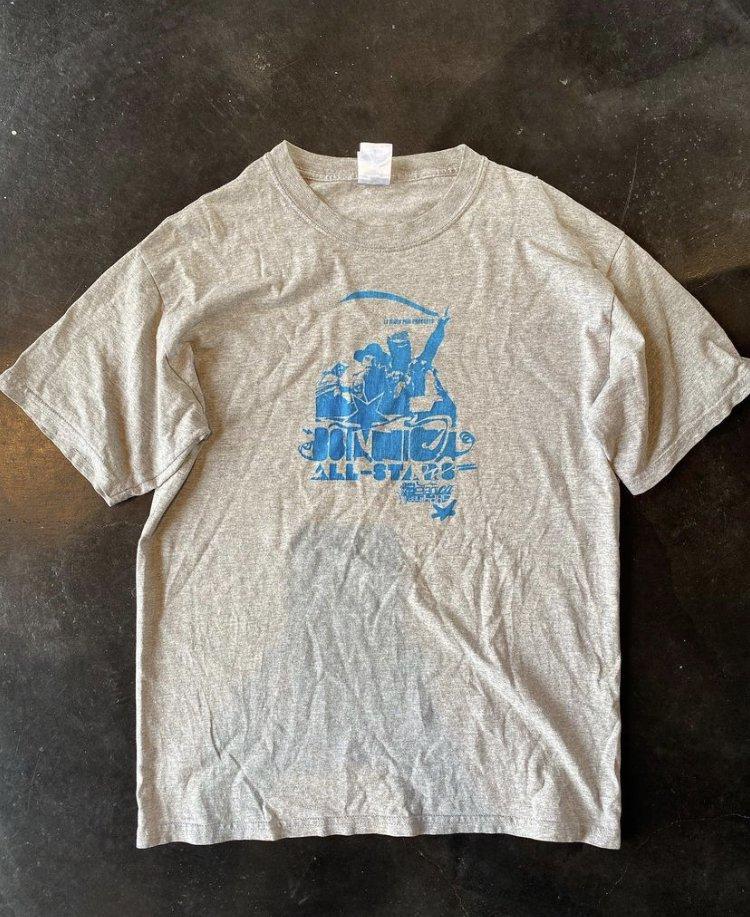Botanica All Stars EU tour T shirts - vintage Men's L-