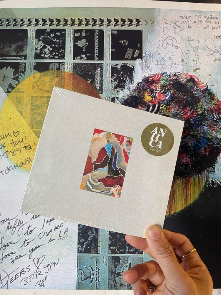 teebs ANICCA -CD- new
