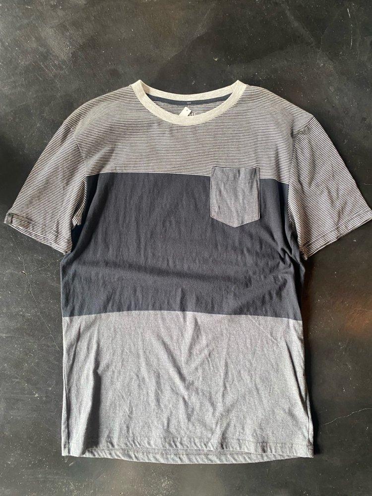 Used Border T shirts -Large-