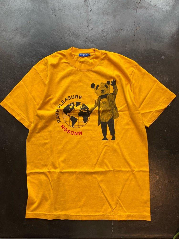 MNDSGN T-shirts 2021 YELLOW