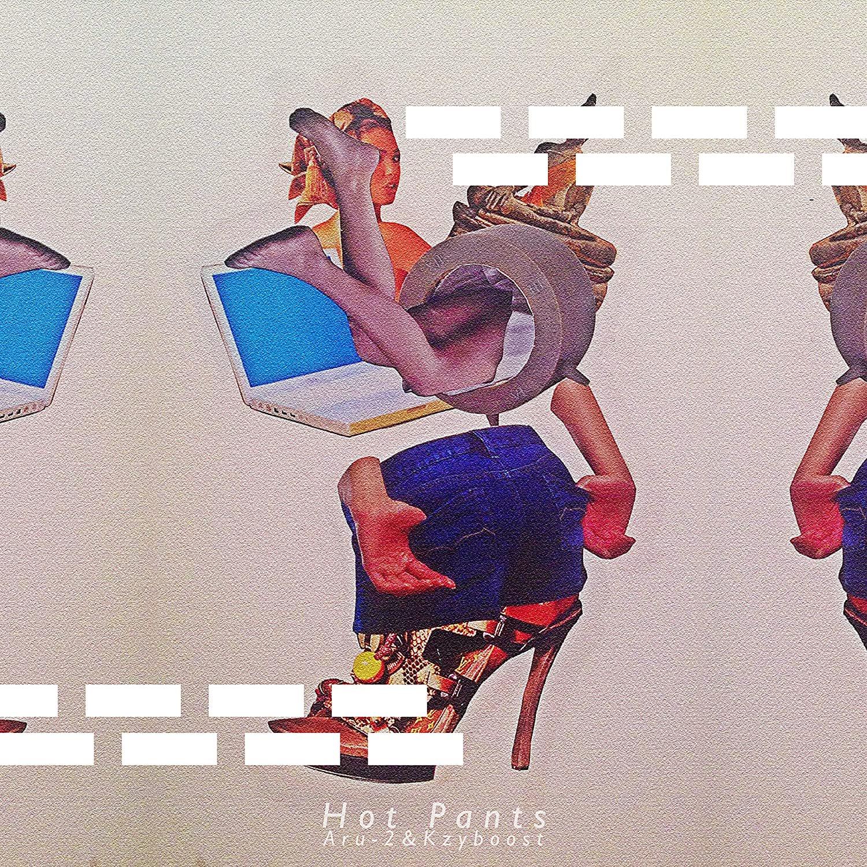 Aru-2 & Kzyboost / Hot Pants ・ CD