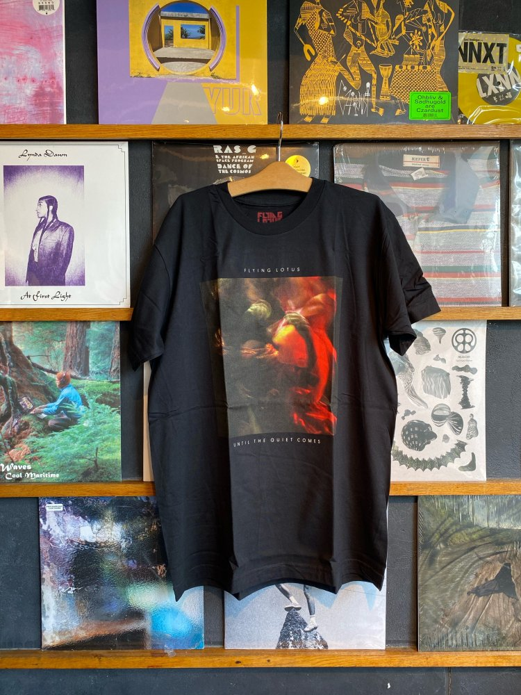 BRAINFEEDER/flying lotus『Until the Quiet Comes』 T shirts