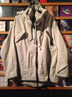 KILLER BRAND COTTON FOODED JACKET 001/001