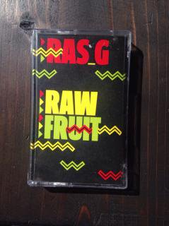 Ras G / RAW FRUIT