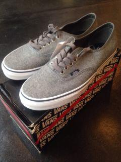 VANS Authentic MENS US 10