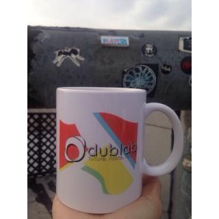 dublab.com MUG CUP