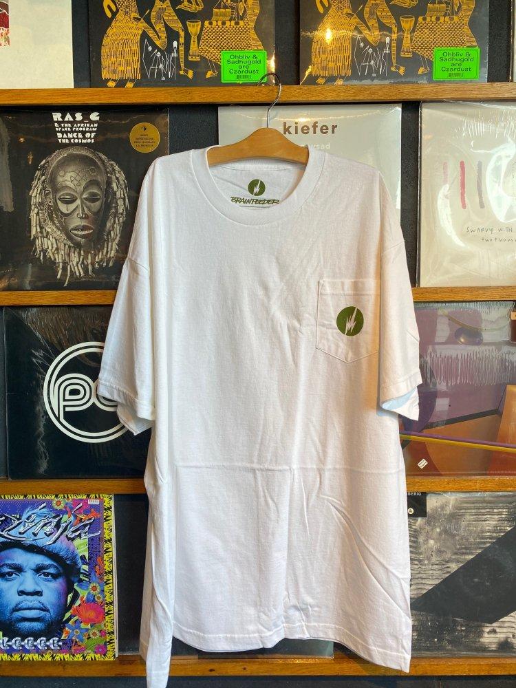 brainfeeder pocket T-shirts (S、2XLのみラストストック・再入荷予定無し)