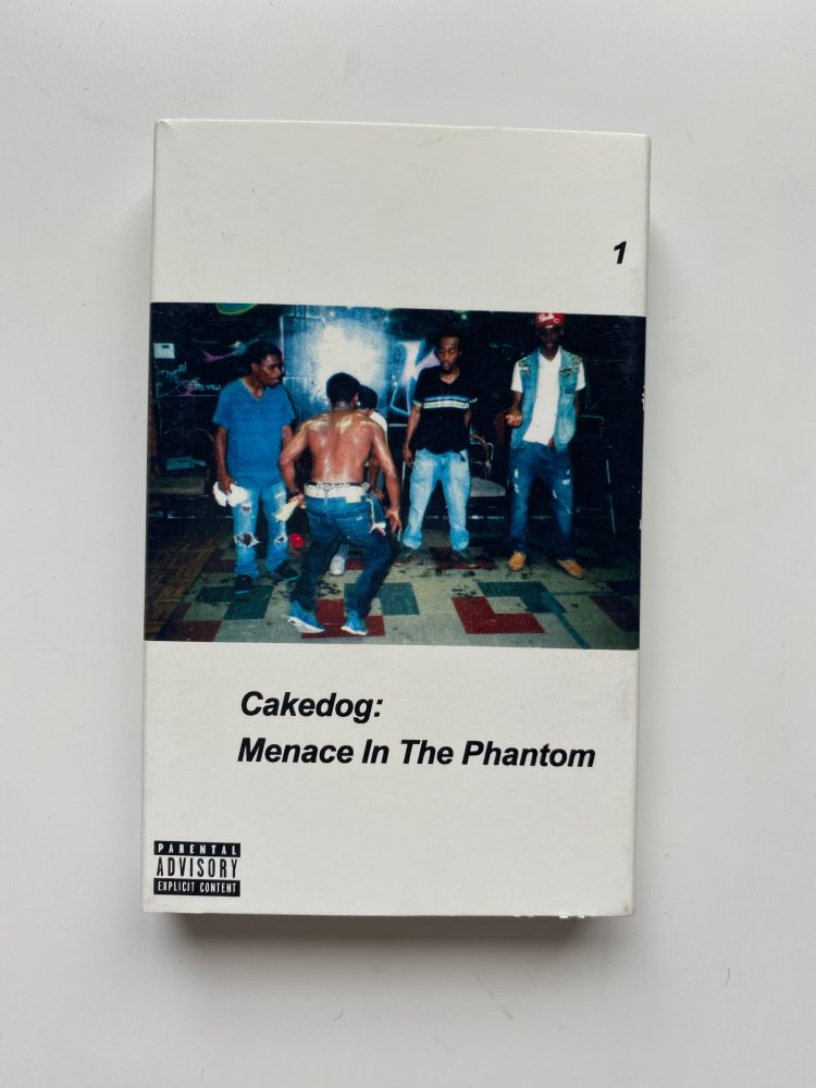 Cakedog / Menace in The Phantom