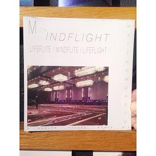 "matthew david ""MINDFLIGHT / LIFEFLITE / MINDFLITE / LIFEFLIGHT"""