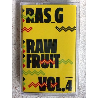 RAS G    RAW FRUIT vol.4