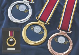 メダルオーダーメイド MK-9711