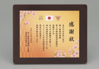 表彰楯オーダーメイド A31-04