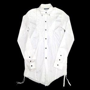 ドレスシャツ(WHITE)