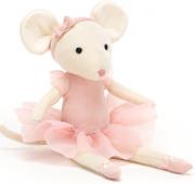 Jelly Cat くるみ割り人形 マウスバレリーナ