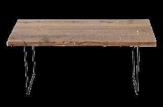 OLD WOOD SIMPLE LOW TABLE -古材シンプルローテーブル-